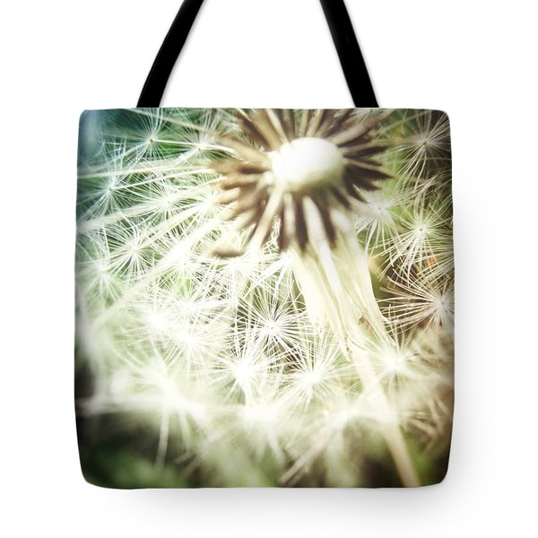 Illuminated Wishes Tote Bag by Marianna Mills