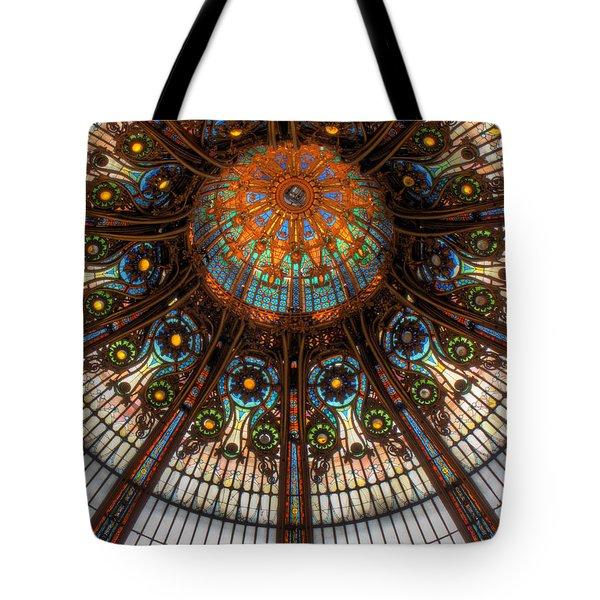 Illuminating Tote Bag by Douglas J Fisher