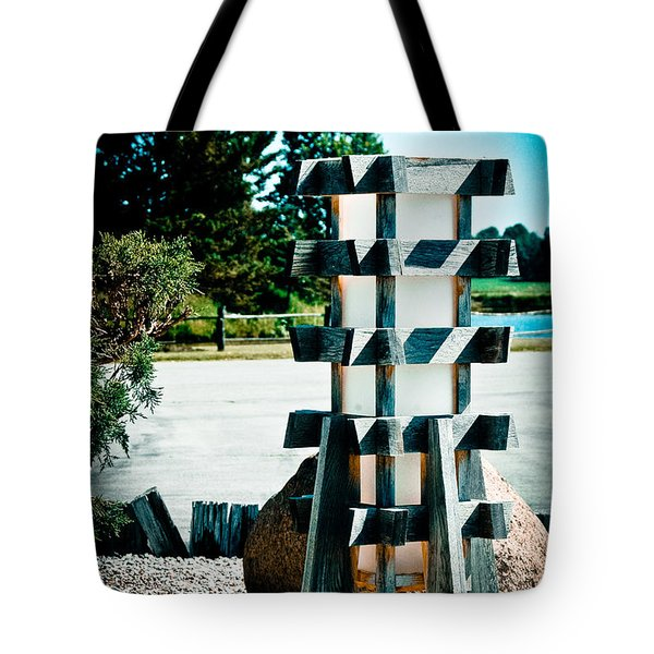 Illuminating Tote Bag