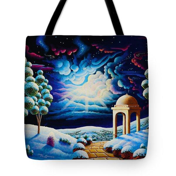 Illumination 2 Tote Bag