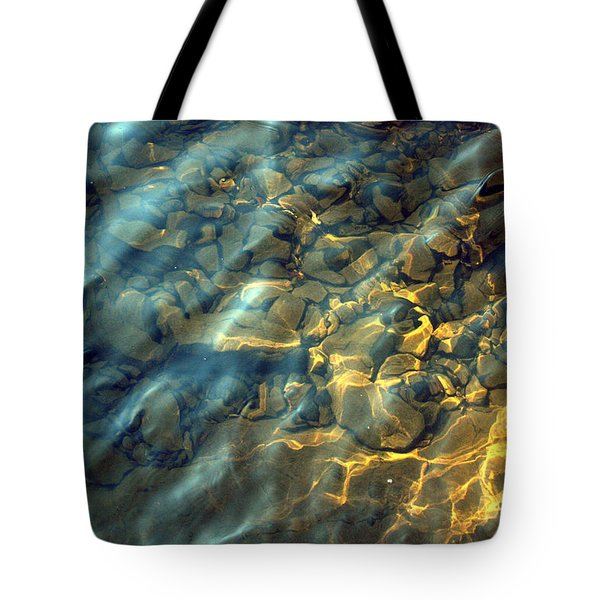 Illumination II Tote Bag by Meaghan Troup