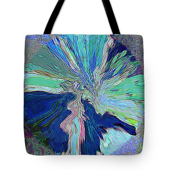 Illumination In Training Tote Bag by RjFxx at beautifullart com