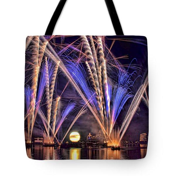 Illuminations-1 Tote Bag