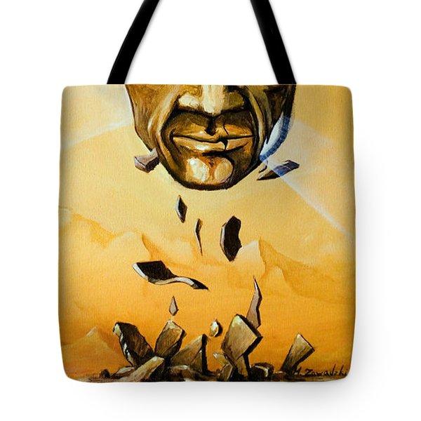 Illuminator Tote Bag