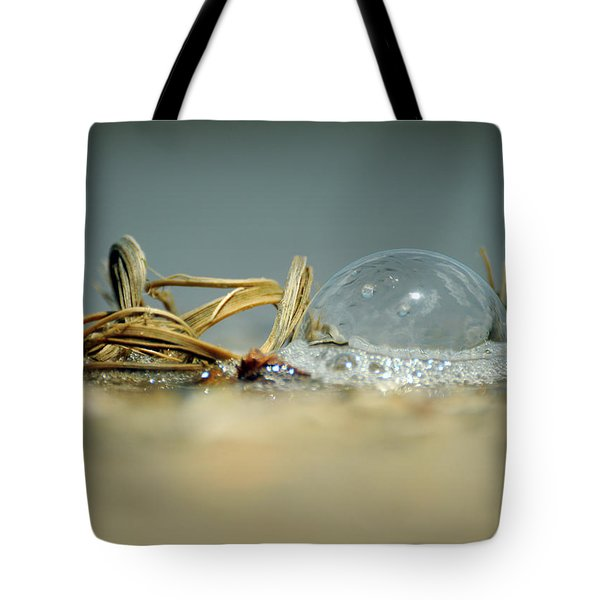Illusion And Reality Tote Bag by Rebecca Sherman