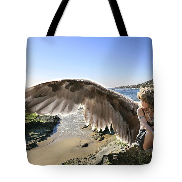 I'm A Witness To Your Life Tote Bag