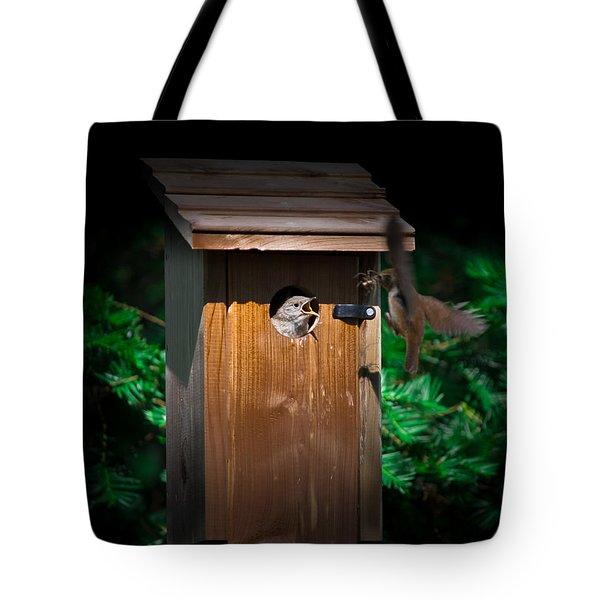 I'm Hungry Tote Bag