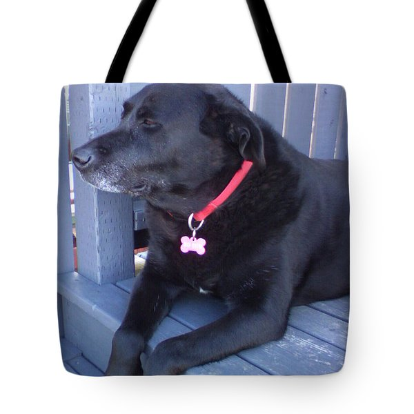 I'm Ignoring You Tote Bag by Barbara Griffin