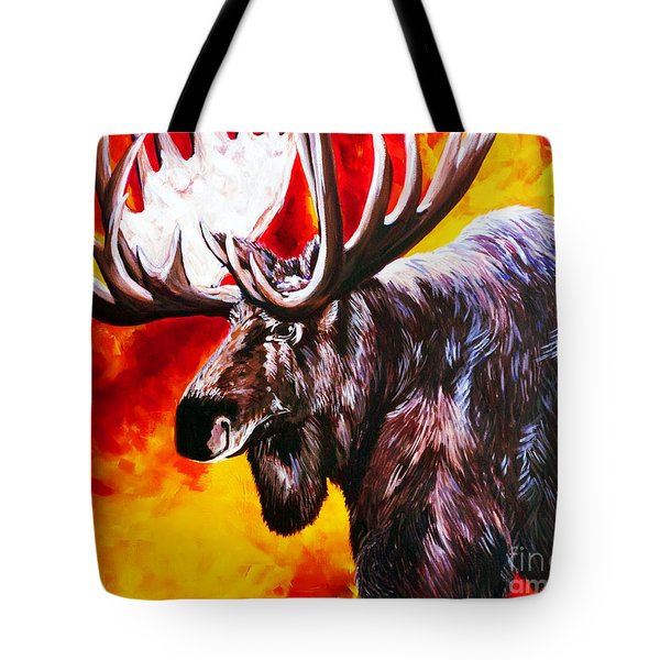 I'm No Bambi Tote Bag