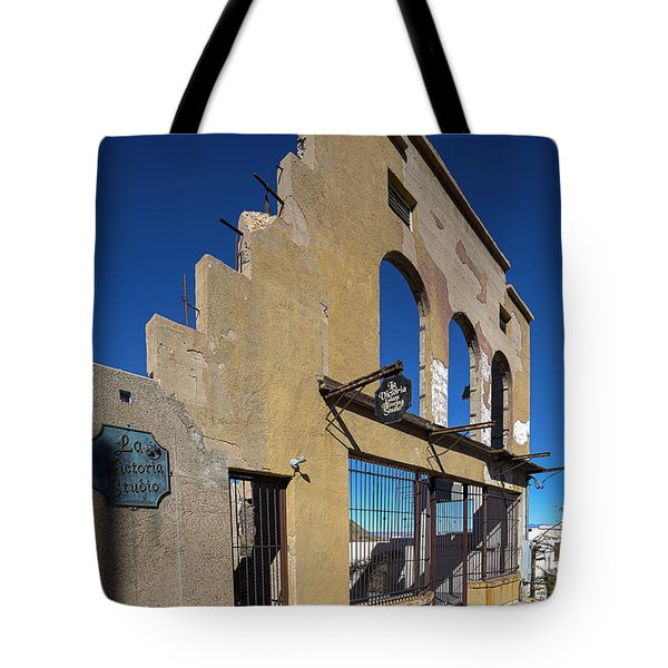 Im Still Standing Tote Bag by Scott Campbell