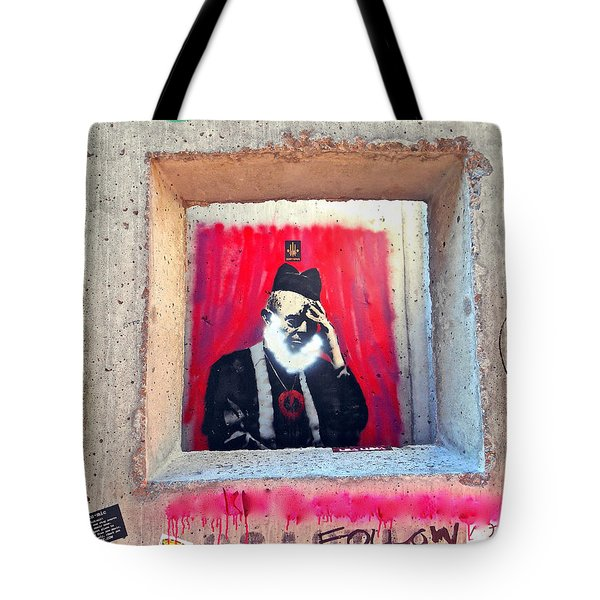 Tote Bag featuring the photograph I'm Thinking by Joan Reese