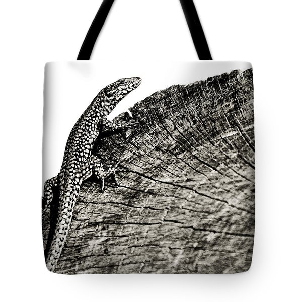 I'm Watching You Tote Bag by Laura Melis