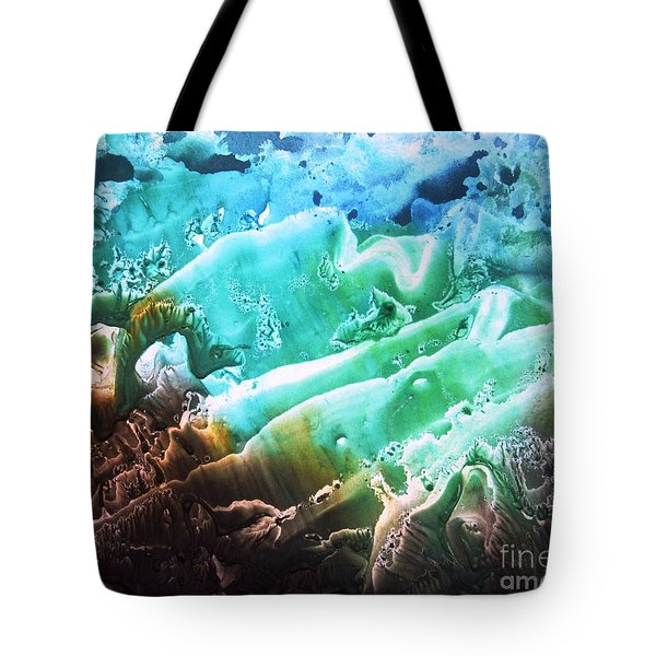 Imagination 4 Tote Bag
