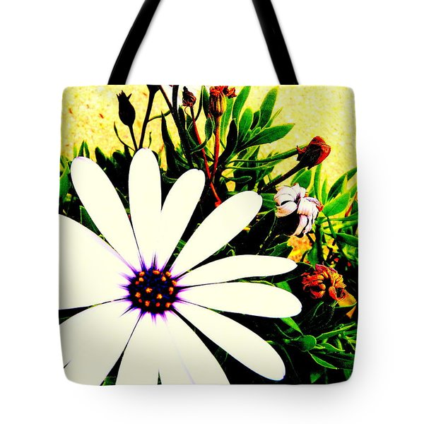 Tote Bag featuring the photograph Imagination Growing by Faith Williams