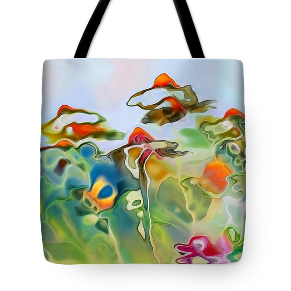 Imagine - Frc01v6 Tote Bag by Variance Collections