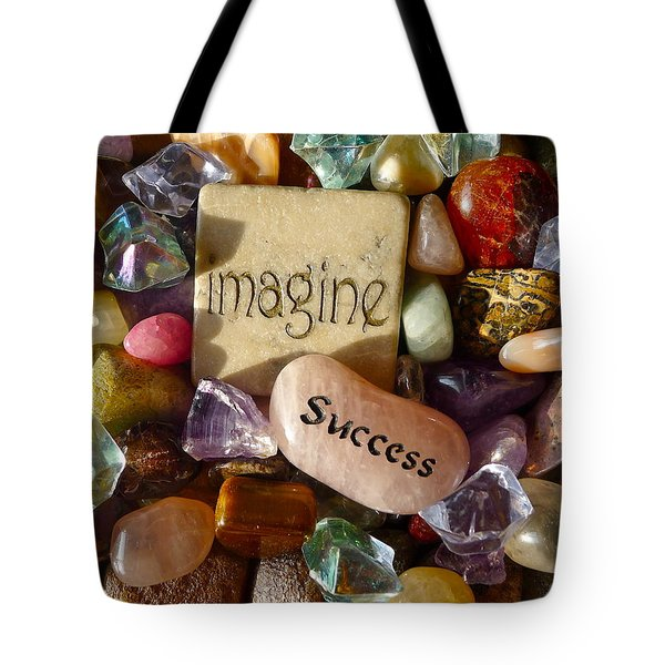 Imagine Success Tote Bag