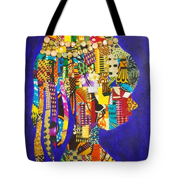 Imani Tote Bag by Apanaki Temitayo M