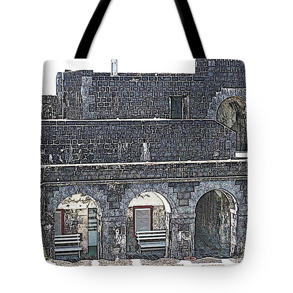 Img_1417 Tote Bag by HEVi FineArt