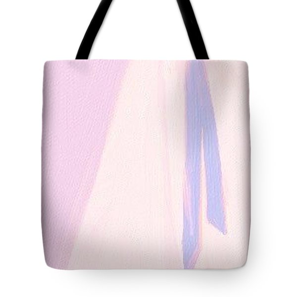 Immaculate Conception Tote Bag by Alice Butera