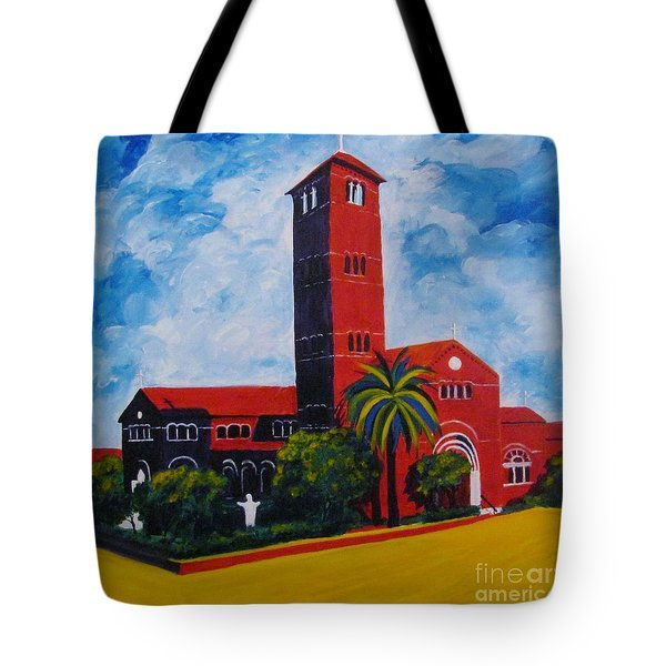 Immaculate Conception Cathedral Tote Bag