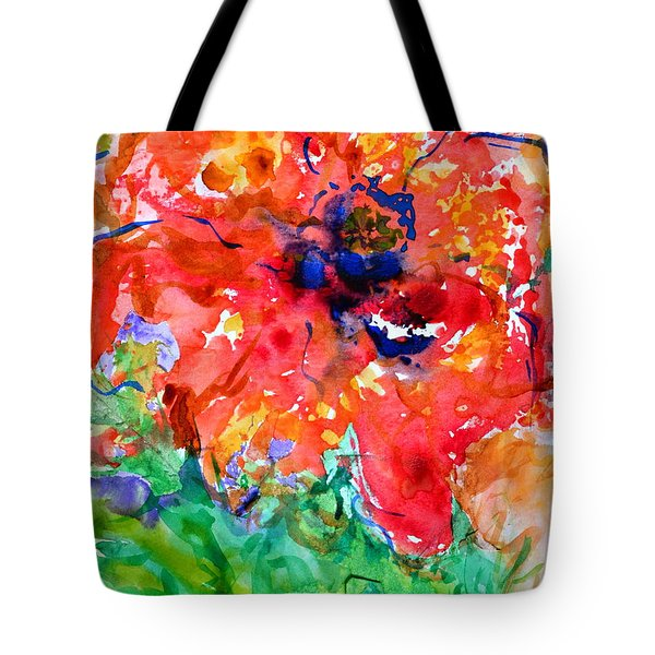Imminent Disintegration Tote Bag