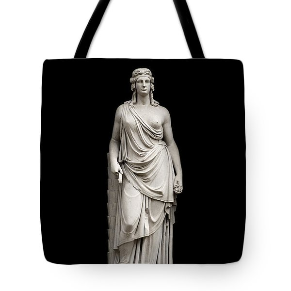 Tote Bag featuring the photograph Immortality by Fabrizio Troiani