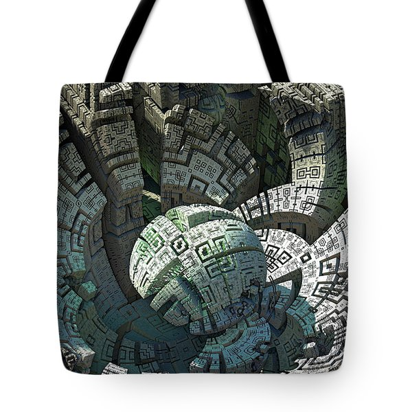 Impact Tote Bag by Kevin Trow