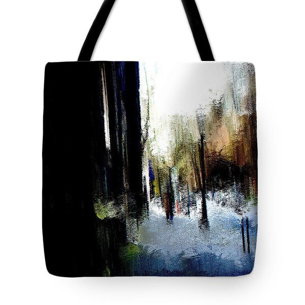 Impending Gloom Tote Bag by Terence Morrissey