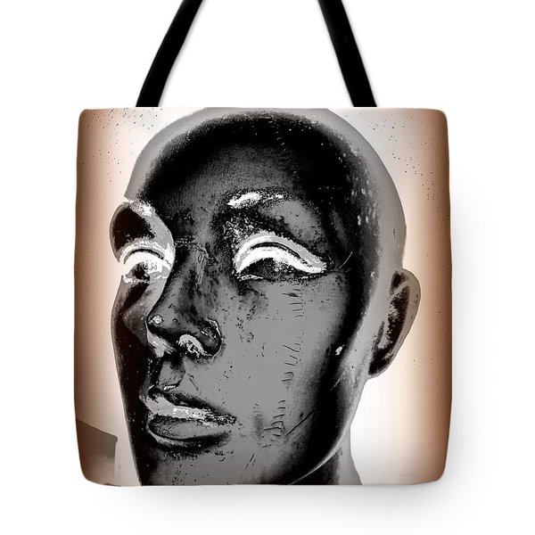 Imperfect Beauty Tote Bag by Ed Weidman