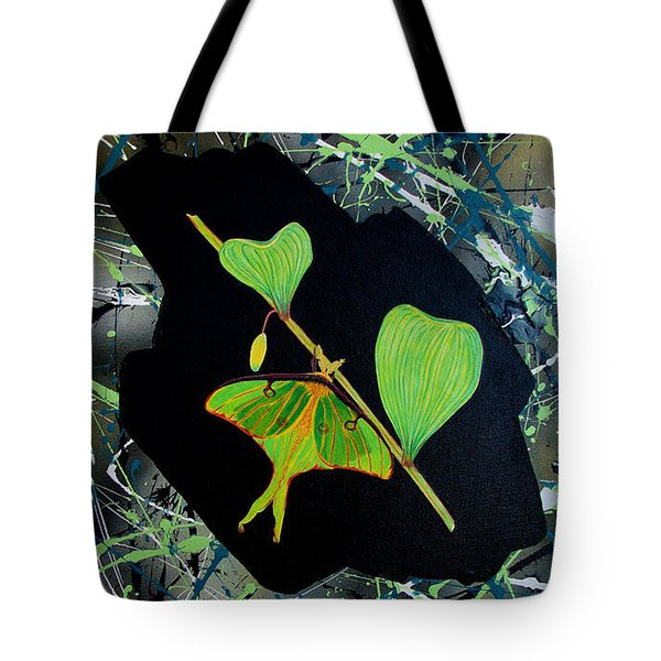 Imperfect IIi Tote Bag by Micah  Guenther