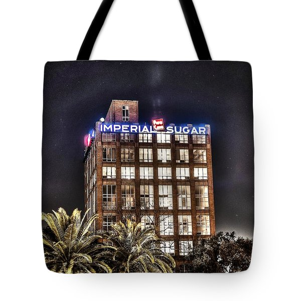 Imperial Sugar Mill Tote Bag