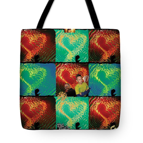 Importance Of Hope Tote Bag by Feile Case