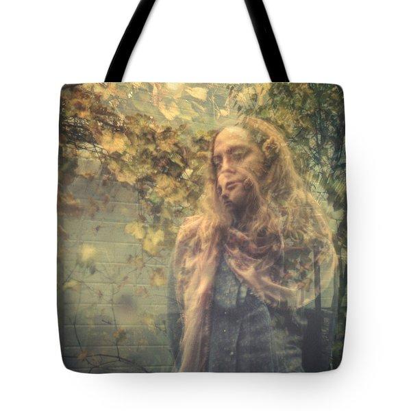 Impression II Tote Bag by Taylan Apukovska