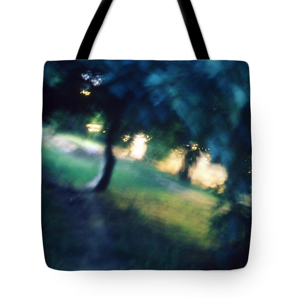 Impression Tote Bag by Taylan Apukovska