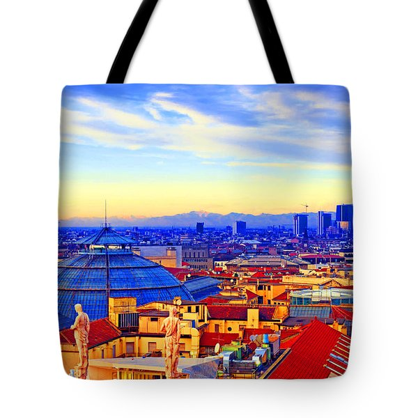 Impressionistic Photo Paint Gs 011 Tote Bag by Catf