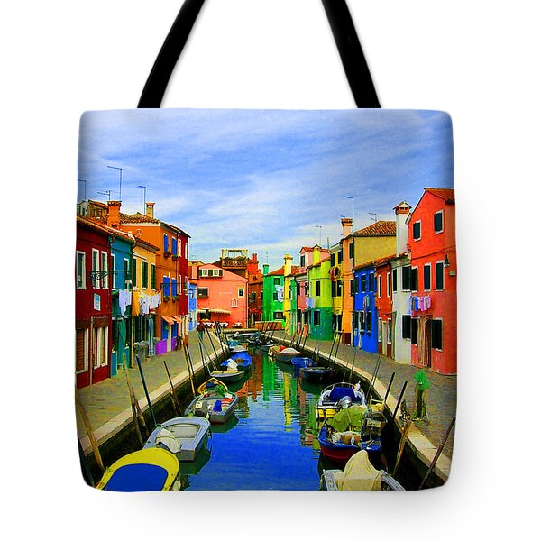 Impressionistic Photo Paint Gs 013 Tote Bag by Catf