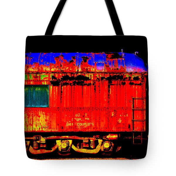 Impressionistic Photo Paint Gs 017 Tote Bag by Catf