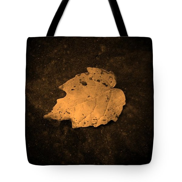 Impressions Tote Bag by Chris Berry