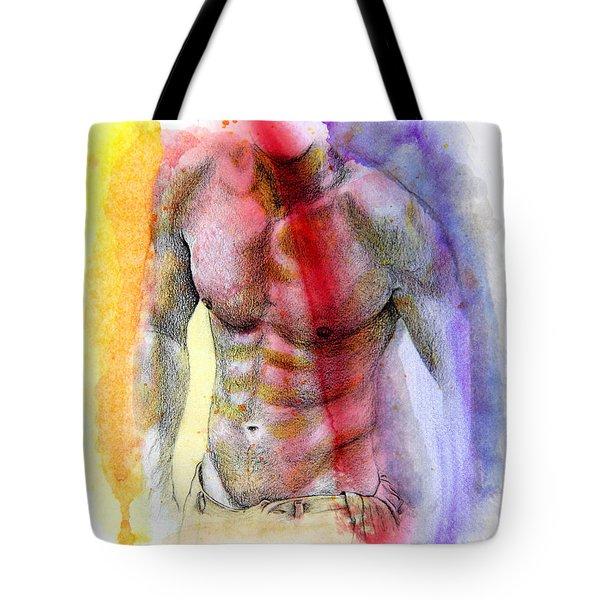 Impressive  Tote Bag by Mark Ashkenazi