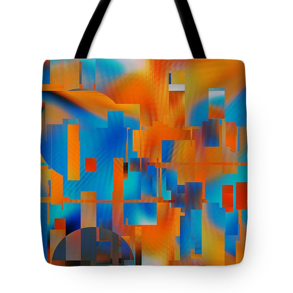 Imprisoned - Roy Tote Bag by rd Erickson
