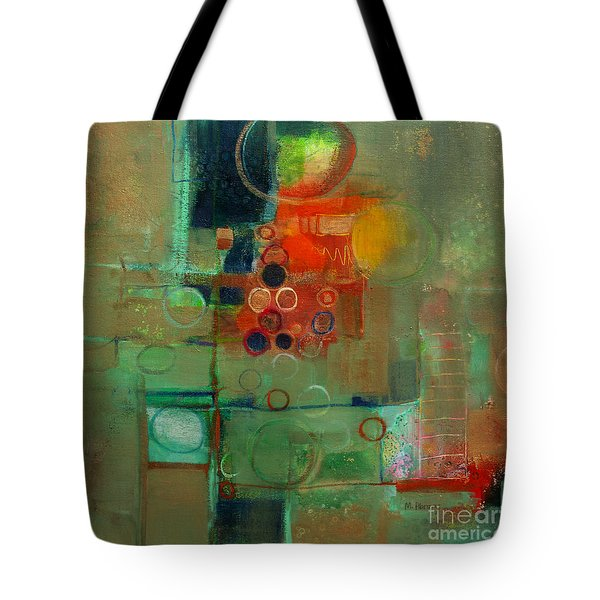 Improvisation Tote Bag