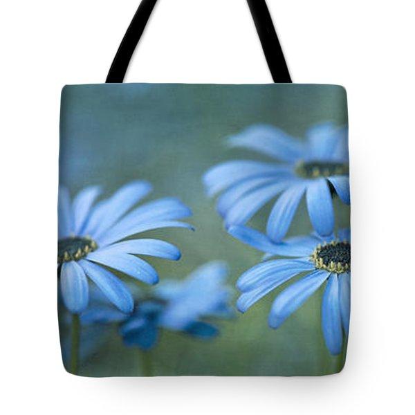 In A Corner Of A Garden Tote Bag