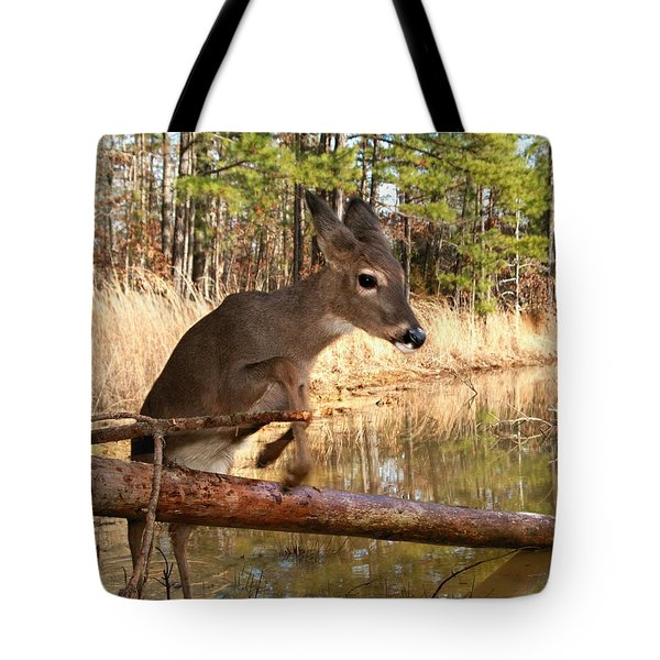 In A Flash Tote Bag by Bill Stephens