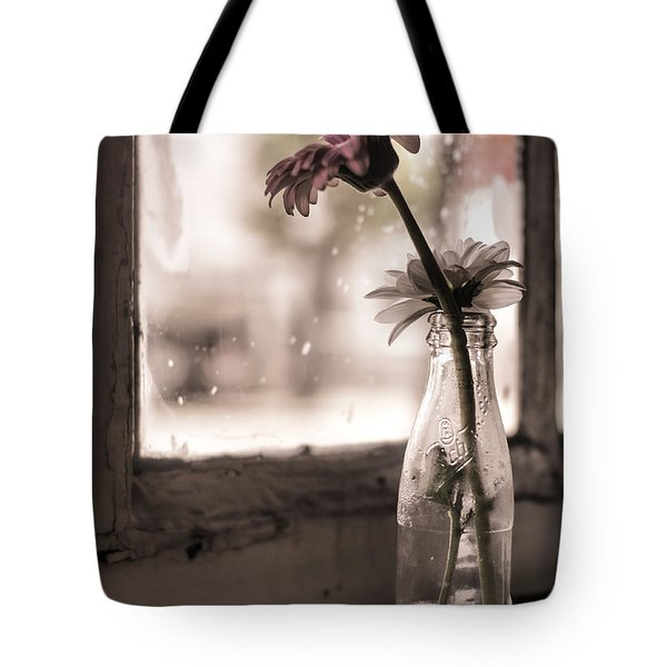 In A Strange Place Tote Bag