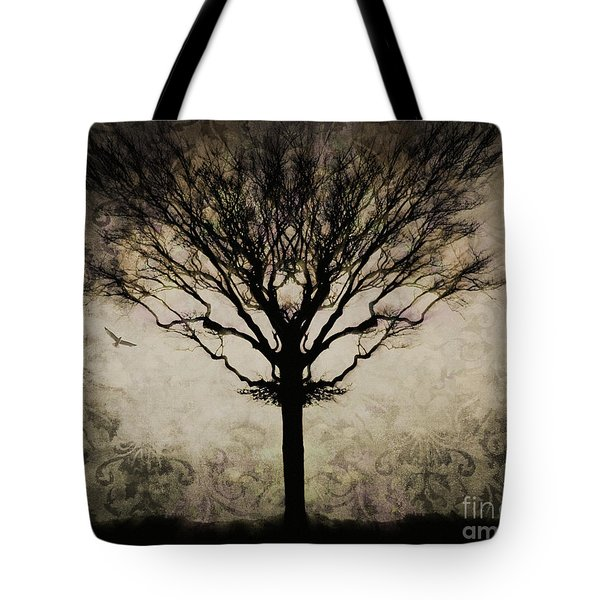 In A Symmetrical World Tote Bag