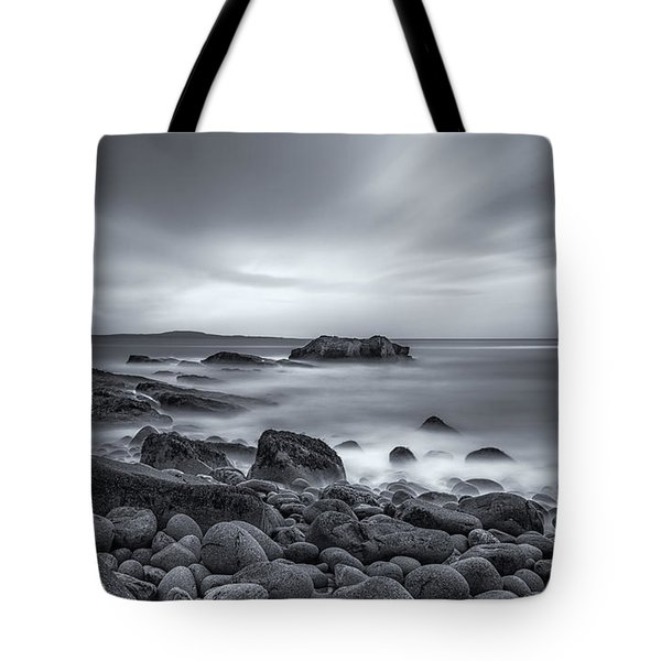 In A Tidal Wave Of Mystery Tote Bag