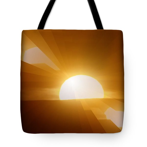 In All The Glory Tote Bag by Jeff Swan