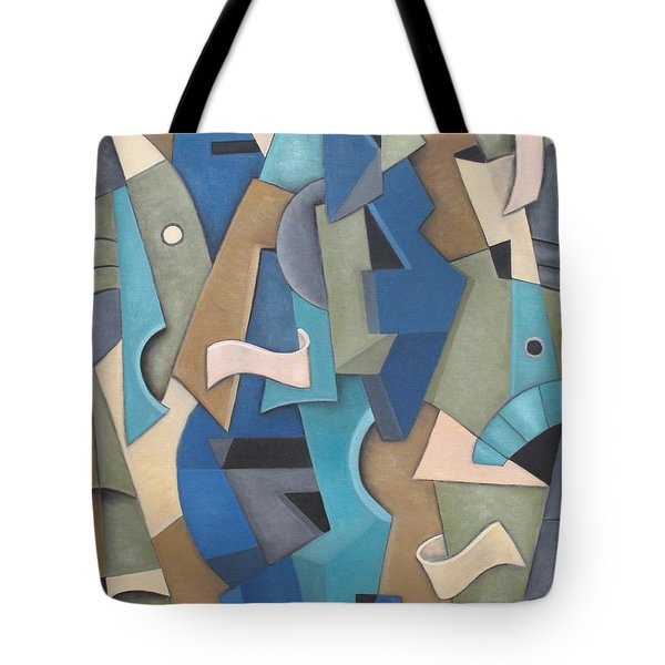 In And Out Tote Bag by Trish Toro