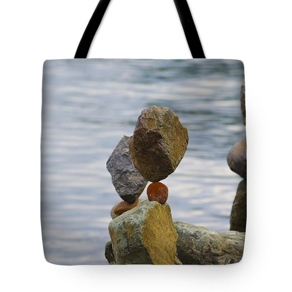 In Balance  Tote Bag