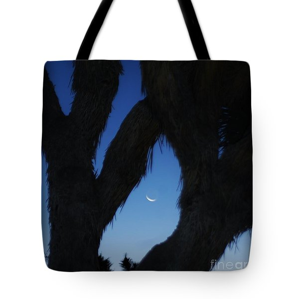 Tote Bag featuring the photograph In-between by Angela J Wright